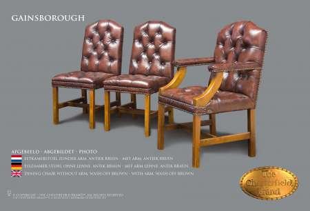 Photo ads/1036000/1036182/a1036182.jpg : Chaise Chesterfield ( salle à manger)