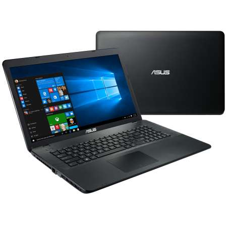 Photo ads/1172000/1172249/a1172249.jpg : Ordinateur portable Asus x75vd 17 pouces