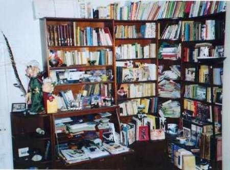 Photo ads/556000/556536/a556536.jpg : Vds gde BIBLIOTHÈQUE modulable, bon état, Paris 13