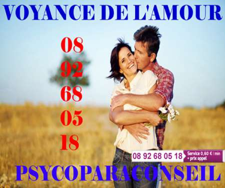 Photo ads/988000/988246/a988246.jpg : N°1 CABINET VOYANCE DU COEUR 0892 68 05 18